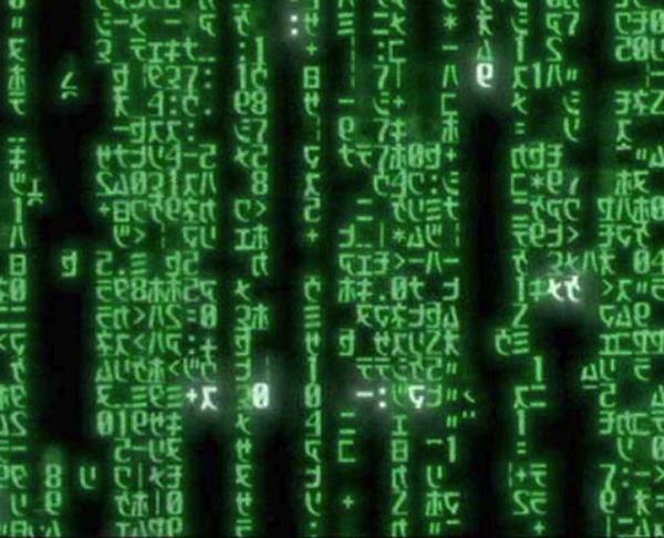 """المصفوفة """"The Matrix"""""""