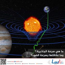 ما هي سرعة الجاذبية؟ وما علاقتها بسرعة الضوء؟