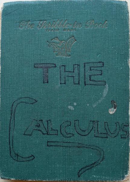 دفتر مُلاحظات فاينمان. حقوق الصورة: Melinda Baldwin