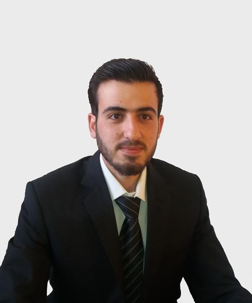 الفائز بالجائزة الثالثة :يامن عبده حيدر
