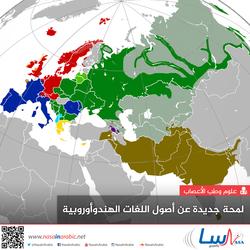 لمحة جديدة عن أصول اللغات الهندوأوروبية