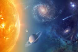 النظام الشمسي وما وراءه مُمتلئ بالمياه