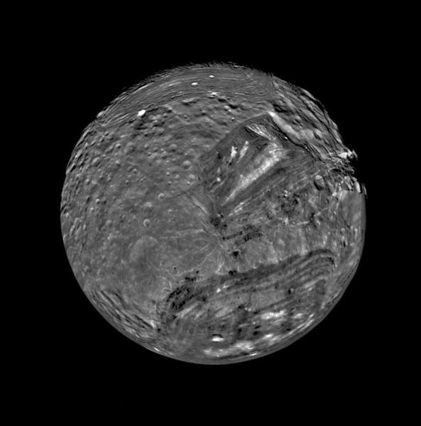 القمر ميراندا (Miranda)