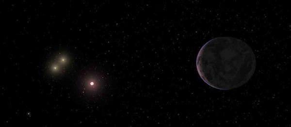 الكوكب Gliese 667Cc