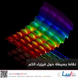 نقاط بسيطة حول فيزياء الكم