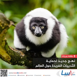 نهج جديد لحماية الثدييات الفريدة حول العالم