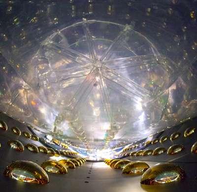 منشأة خليج دايا للنيوترينوات المصدر مختبرات بيركلي/روي كالتشمدت.