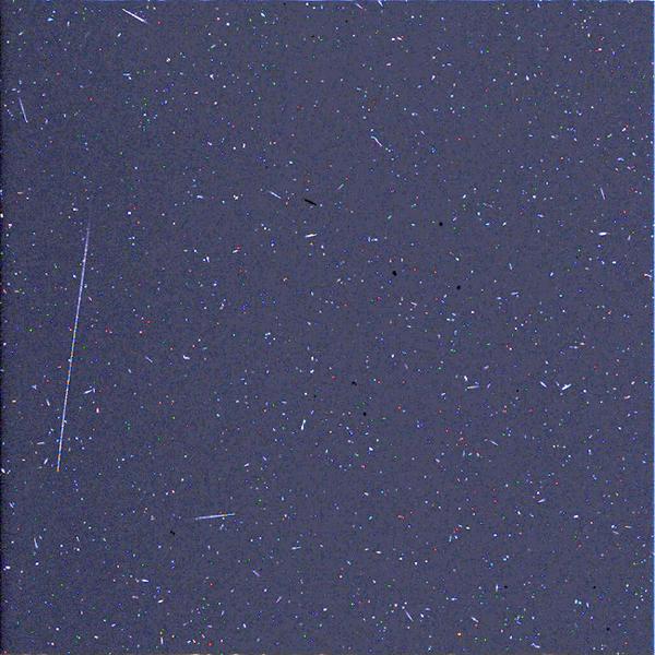 صورة: صورة سماء ليلية أُلتقطت بواسطة كاميرا المركبة إنسايت ICC يوم 24 يناير/كانون الثاني 2020  حقوق الصورة: (NASA/JPL-Caltech)