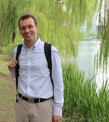جوليو تشيريبيلا Giulio Chiribella - جامعة تشينغ هوا Tsinghua .