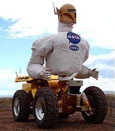 روبوت لناسا يستطيع تنفيذ مهام رواد الفضاء