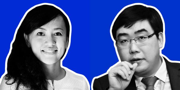 شينج وي Cheng Wei وجين لو Jean Liu