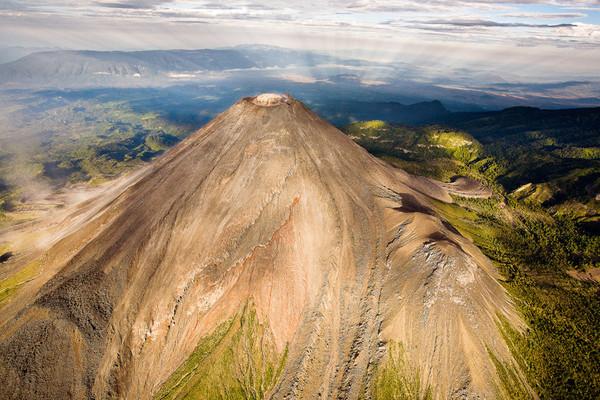 بركان كوليما 2008