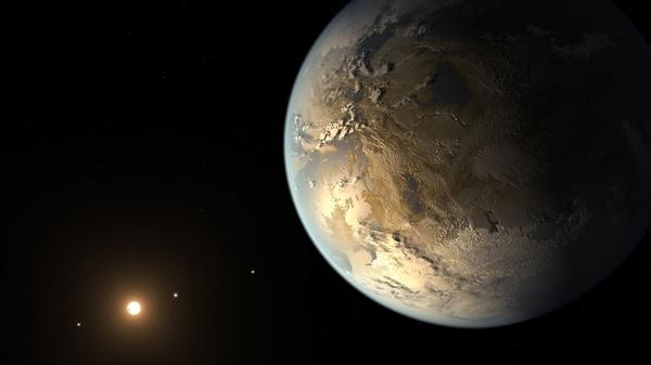 مفهوم المصور   Kepler-186f