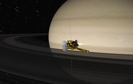 عيون على النظام الشمسي