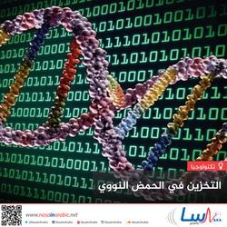 التخزين في الحمض النووي