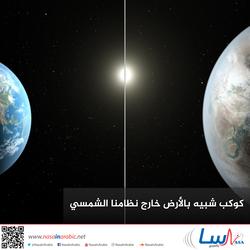 كوكب شبيه بالأرض خارج نظامنا الشمسي
