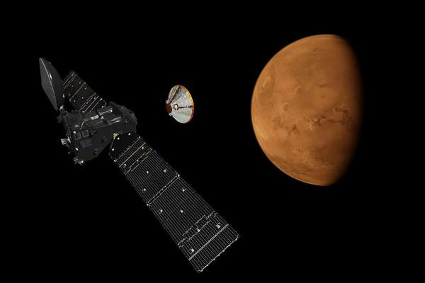 متتبع الغازات الزهيدة المداري - إكسومارس ExoMars Trace Gas Orbiter