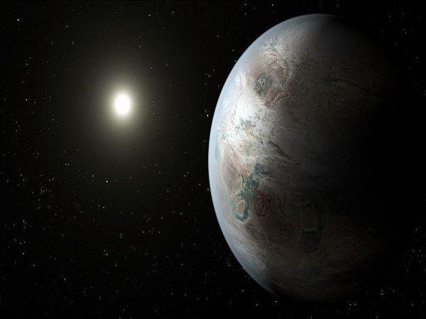 الكوكب Kepler-452b