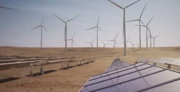 تحدُّ الطاقة المتجددة من عملية إطلاق كميات جديدة من غاز ثنائي أكسيد الكربون إلى الهواء