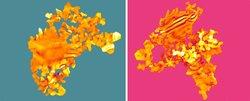 العلماء ينجحون في صناعة أنحف صفيحة ذهبية على الإطلاق، بسماكة ذرتين فقط