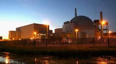 تلعب الخرسانة كما يبدو واضحًا للعيان عند مشاهدة المحطة النووية بروكدرف ألمانيا Brkdorf Germany، دورًا مهمًا في احتواء المواد النشطة إشعاعيًا حقوق الصورة: MARTIN ROSE/GETTY IMAGES INTERTAINMENT/-GETTY IMAGES