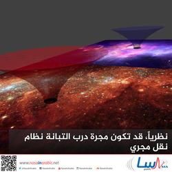 نظرياً، قد تكون مجرة درب التبانة نظام نقل مجري