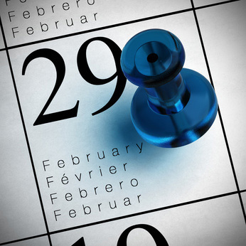 إذا كنت قد ولدت في 29 فبراير فإنك تكبر في العمر بشكل أبطأ.
