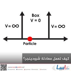 كيف تعمل معادلة شرودينجر؟