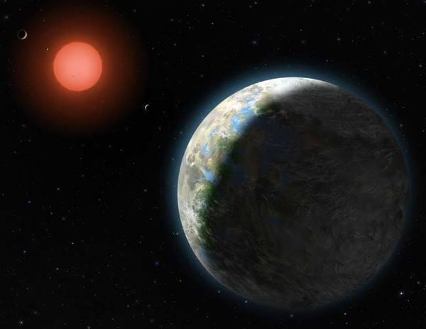 الكوكب Gliese 581g