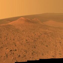 جوال أوبورتيونيتي-ناسا يلتقط صورة بانورامية في