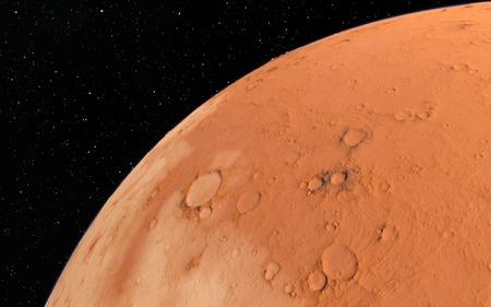 يمكن للزلازل المريخية أن تنتج الهيدروجين بنفس الطريقة التي أنتجته فيها الزلازل الأرضية.  المصدر: University of Aberdeen