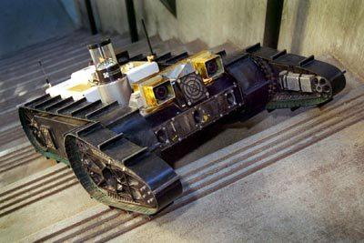 صُمّمت هذه الروبوتات للقيام بالعمليات المختلفة بما في ذلك عمليات الاستطلاع والإنقاذ العسكرية. حقوق الصورة: NASA
