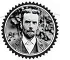 1885، أوليفر هيفسايد ينشر نسخة مكثفة من معادلات ماكسويل، مقللًا عدد المعادلات من 20 إلى أربع.  حقوق الصورة SSPL/Getty Images: