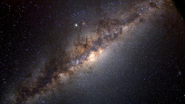 مجرة درب التبانة، المصدر: ناسا/ إس. برونير
