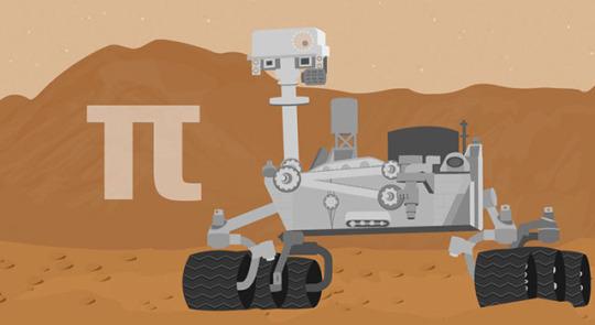 قيادة مركبات المريخ