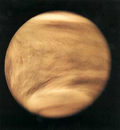 كوكب الزهرة. الحقوق: NASA