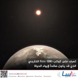 تعرف على كوكب Ross 128b الخارجي الذي قد يكون صالحاً لإيواء الحياة