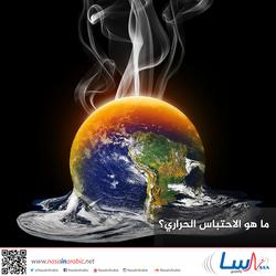 ما هو الاحتباس الحراري؟
