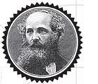1831، جيمس كليرك ماكسويل ولد في أدنبرة.  حقوق الصورة Universal History Archive/Getty Images: