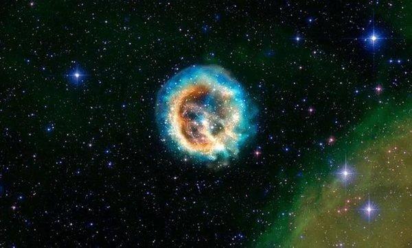 حقوق الصورة NASA