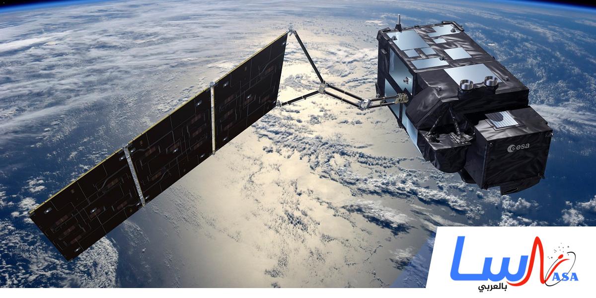 وكالة الفضاء الأوروبية ESA تطلق القمر الصناعي المطوّر