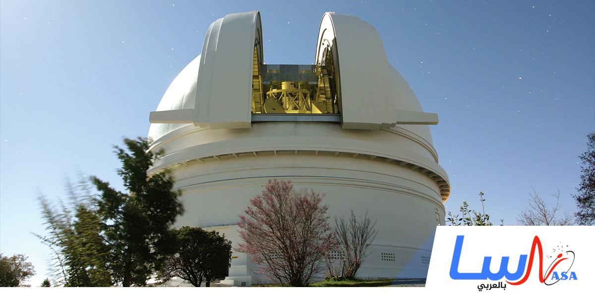التلسكوب العملاق