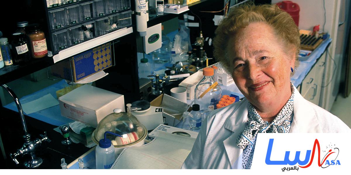 وفاة عالمة الكيمياء الحيوية
