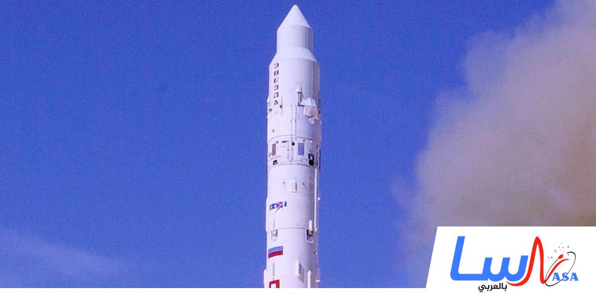 انطلاق المركبة الفضائية لونا 21