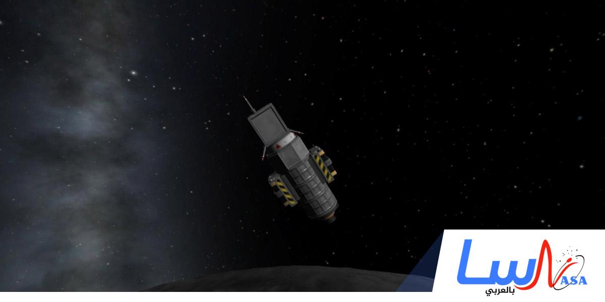 المسبار السوفييتي لونا 10 يدخل مداره المحدد حول القمر