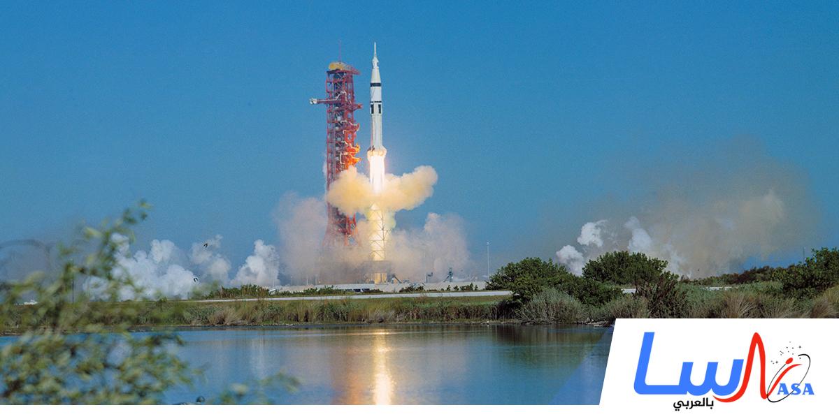 ناسا تطلق أول الصواريخ الفضائية الضخمة من نوع