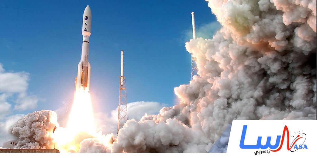 انطلاق المركبة الفضائية نيوهورايز