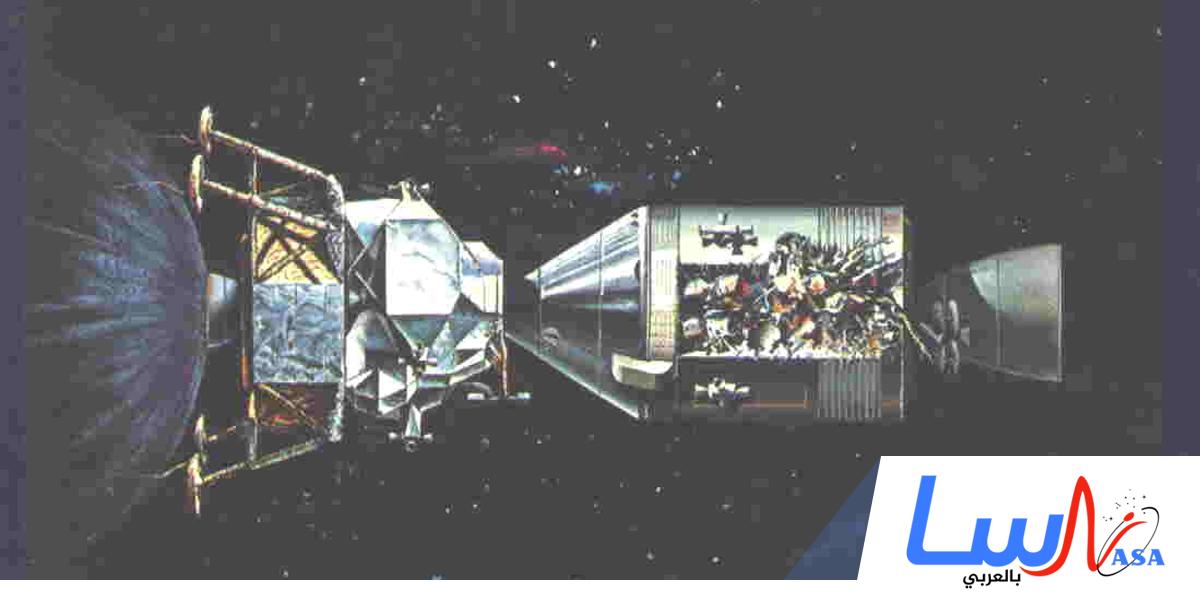 انفجار أحد خزانات الأُكسجين على متن المركبة الفضائية أبولو 13