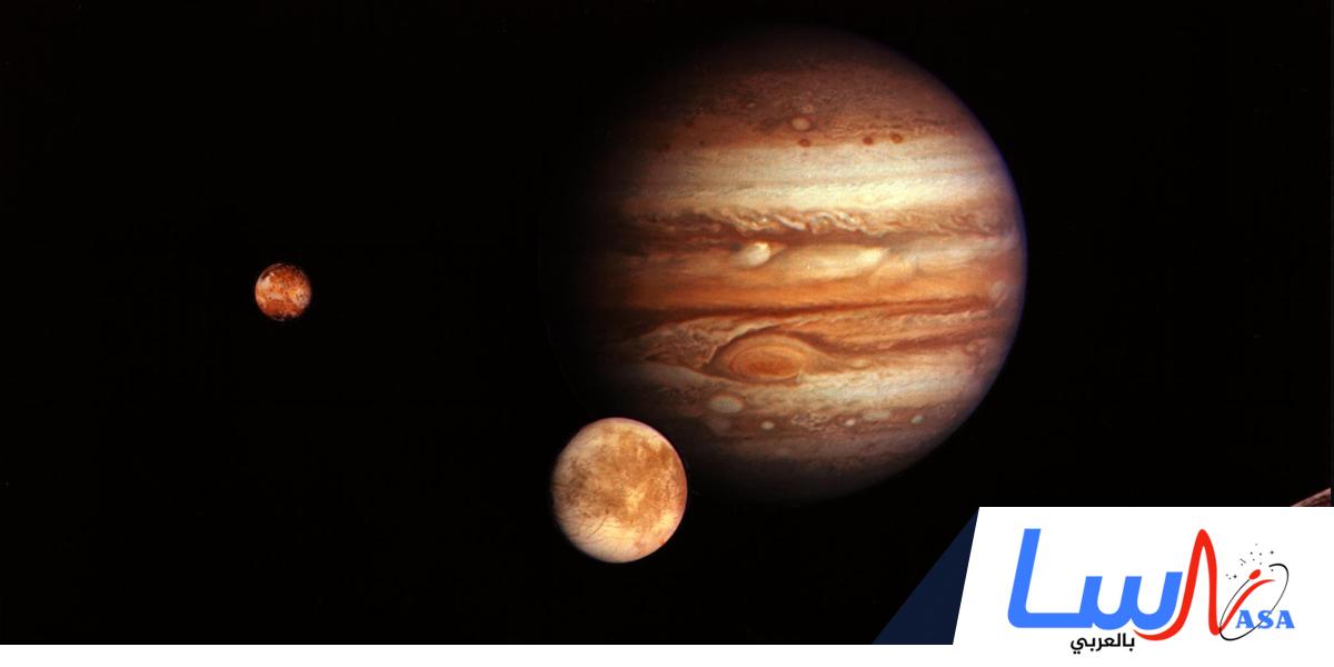 سيمون ماريوس يكتشف أقمارًا لكوكب المشتري