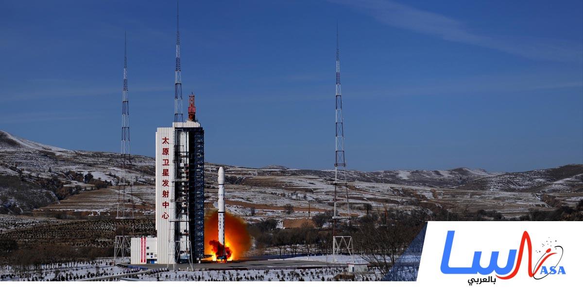 الصين تطلق القمر الصناعي